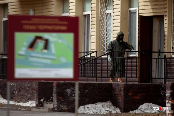 Пока в Тюмени 11 случаев выявления коронавируса, но город заблаговременно отправили в «карантин»
