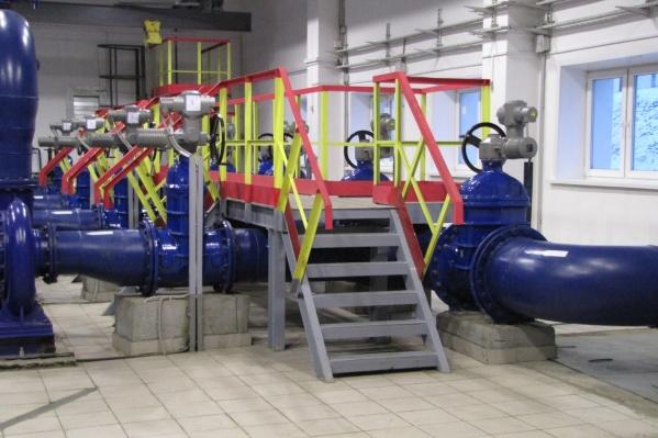 Частичное отключение воды жителям Красноярска все же придется пережить