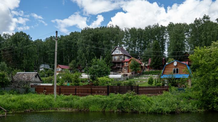 Дом на миллионы: путешествие по обществу, где продают самую дорогую дачу — с собственным спуском к реке