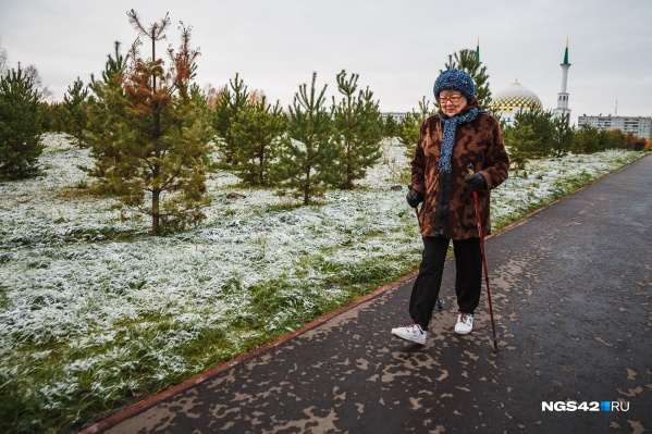 Уже со среды в Кузбассе начнется похолодание
