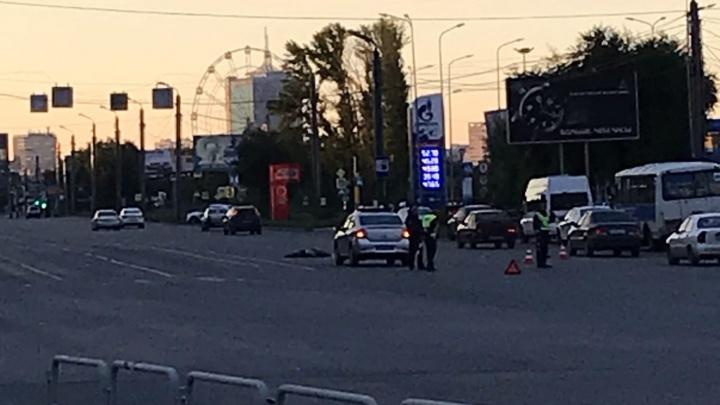 Volkswagen насмерть сбил челябинку на резко потемневшем участке дороги