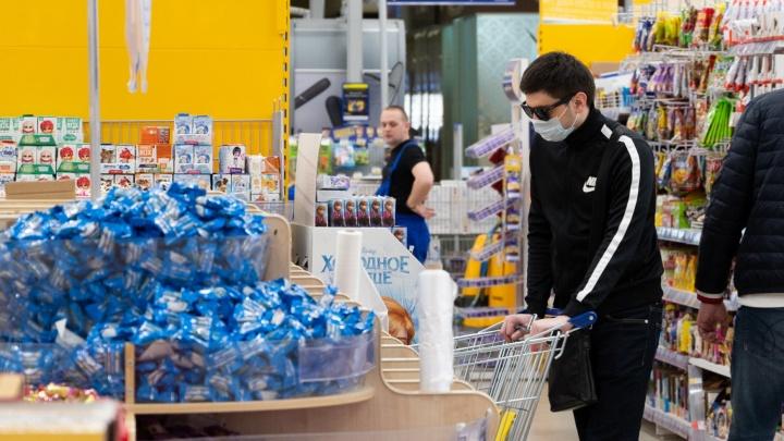 Власти Ростова призвали торговые центры создать патрули, чтобы искать посетителей без масок