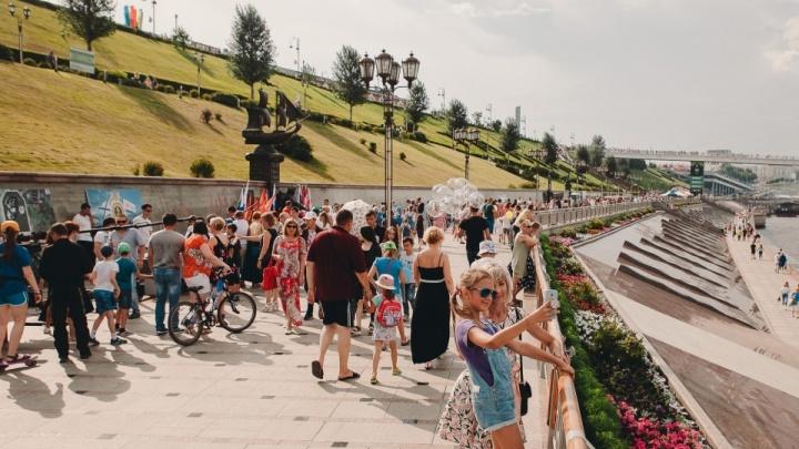 Без салюта и фестивалей, но с песнями-плясками: как Тюмень отметит свой 434-й день рождения