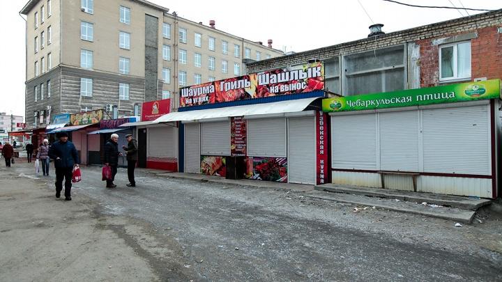В Челябинской области придумали, как решить проблему с ларьками и киосками