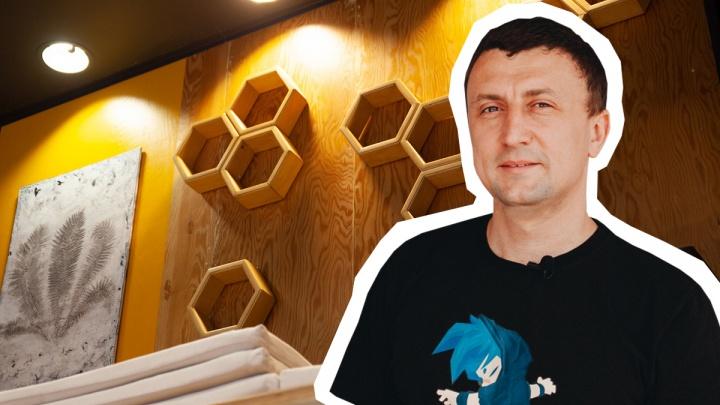 Путь от сисадмина в госкомпании до бизнесмена: тюменец накопил 500 тысяч и открыл детскую IT-школу