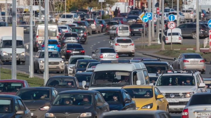 В Самарской области у каждого третьего жителя есть авто