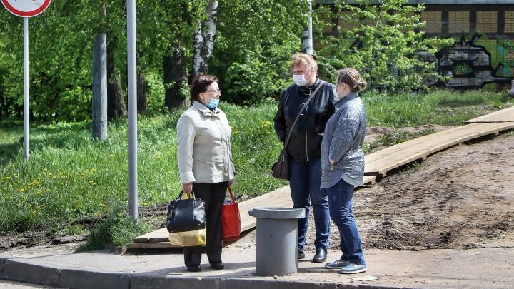 Карта заражений: в Дзержинске резко подскочил рост заболеваемости COVID-19
