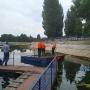 На восстановление озера в парке Металлургов потребуется 2 месяца