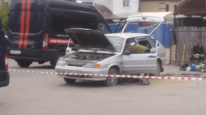 При взрыве в Волгограде ранен бывший замначальника академии МВД России