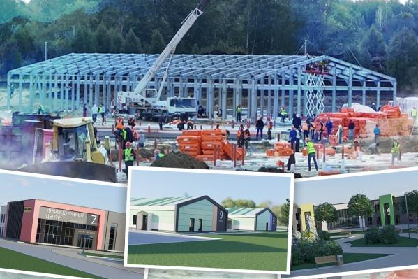 Для строительства больницы привлекут 11 компаний и 1100 человек