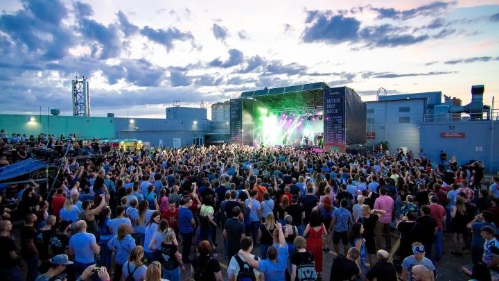 Фестиваль концертов на крыше Rostov Roof Music сменил название
