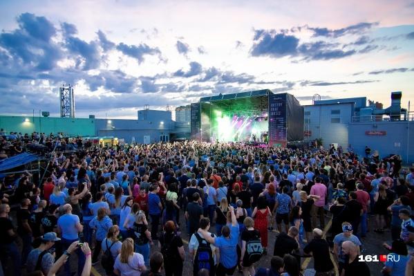 В прошлом году на сцене фестиваля выступали Little Big, которые поедут на «Евровидение»