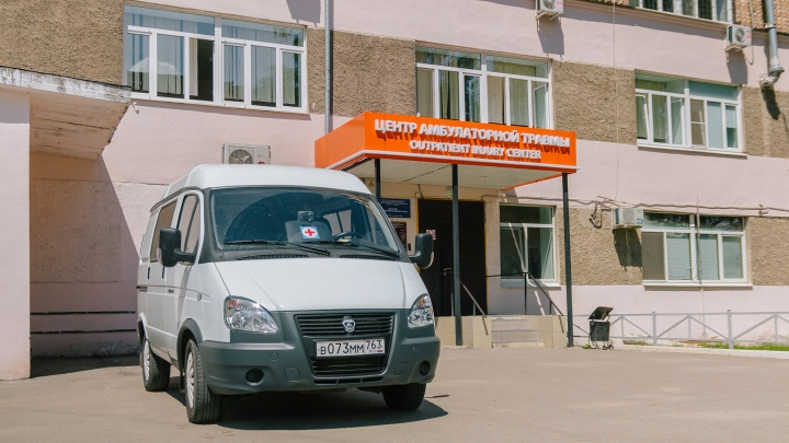Самарский Минздрав «перетасовал» пациентов с инсультом между больницами