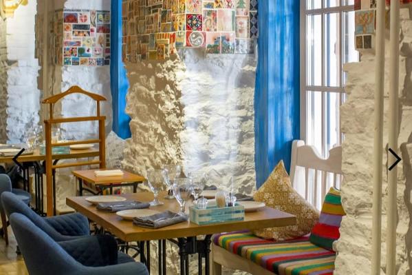 В ресторане отметили, что гостям очень нравится их интерьер