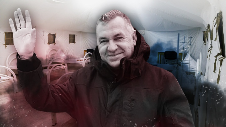«Голыми руками выдергивал детей с того света»: в Волгограде детский инфекционист за две недели сгорел от коронавируса