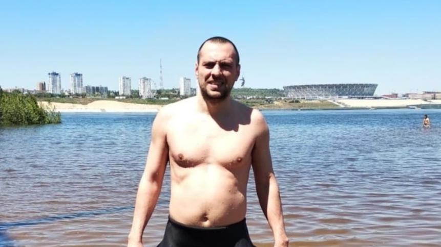 Волгоградцы открыли купальный сезон: фото и видео