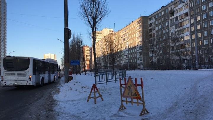 В Перми автобусы №11и30 временно сократили маршрут следования
