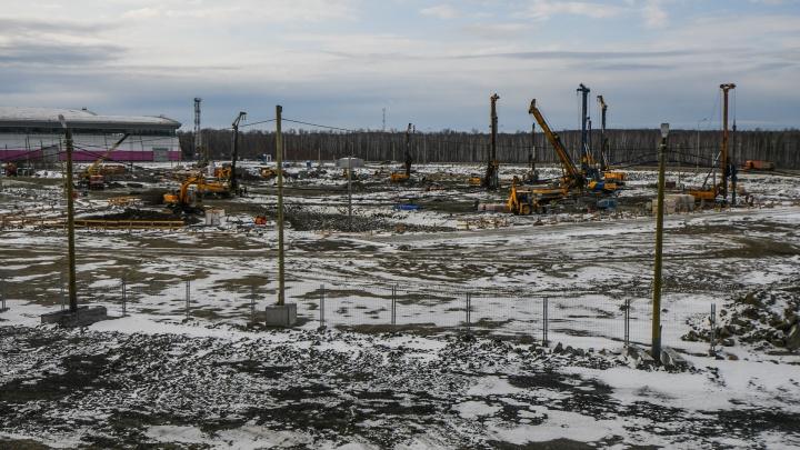 В Екатеринбурге ищут компанию для реконструкции нового бульвара к Универсиаде