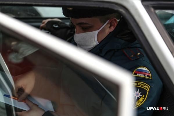 Полиция активно ищет тех, кто распространяет фейки о коронавирусе