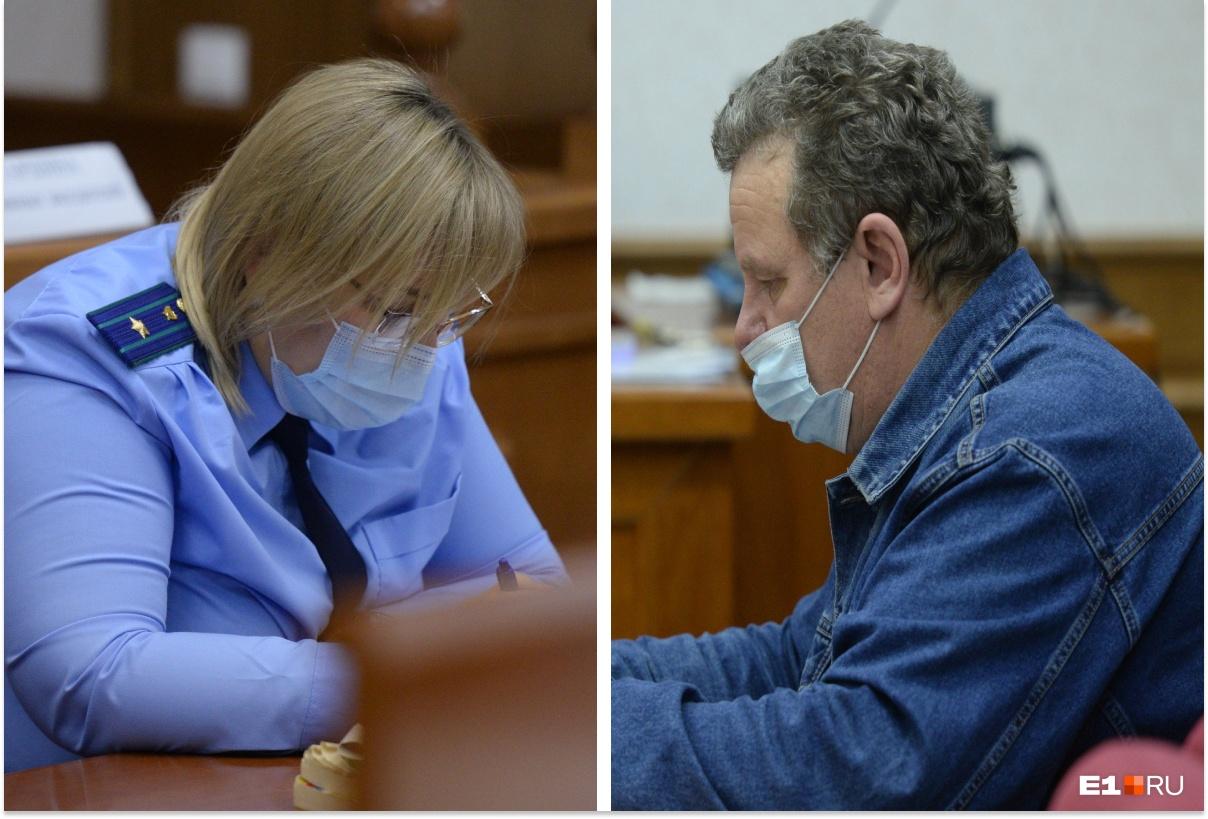 Обвинитель считает, Борисов знал, что подросток может попасть в 7-летнего мальчика. Адвокат — что это был несчастный случай