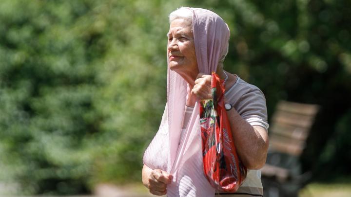 Лето возвращается: в Волгоград сильный ветер несёт 30-градусную жару