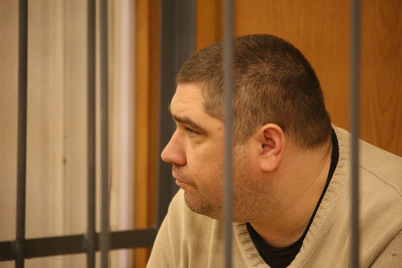 Максим Викторов на избрании меры пресечения