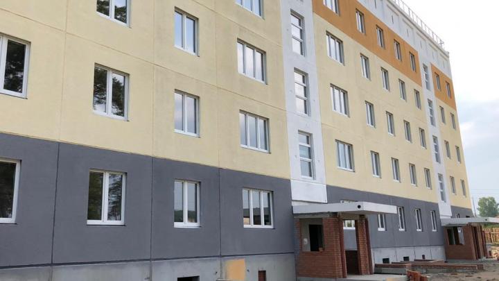 «30 лет ждали стройки»: в Верхнем Уфалее начали возводить жилье по национальному проекту