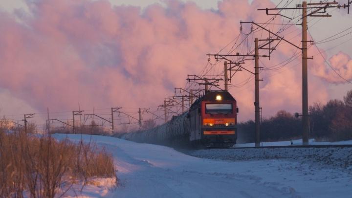 На Омскую область надвигаются двадцатиградусные морозы