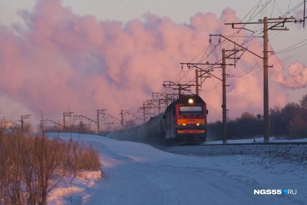 В первые дни зимы в Омске ударят морозы