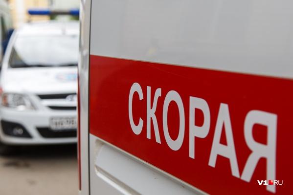 Мальчика в тяжелом состоянии доставили в больницу