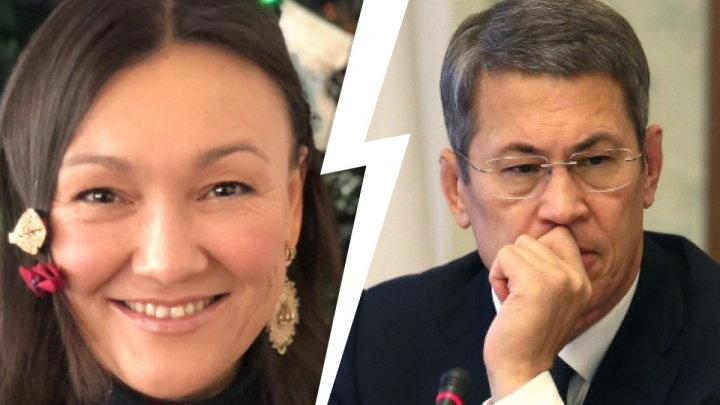 Печаль Радия Хабирова и активистка против крестов: что случилось в Уфе — итоги недели