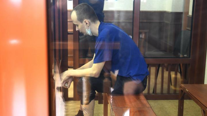 Уктусский стрелок, госпитализированный накануне, рассказал, что у него подозревали инфаркт