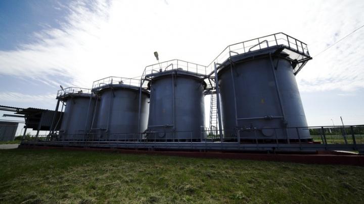 В Зауралье неизвестные повредили трубы на урановом полигоне