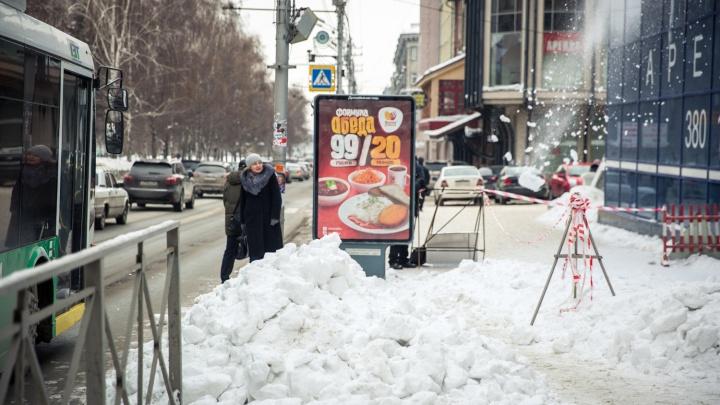 МЧС пересчитало жертв плохой уборки снега за месяц — погибли двое