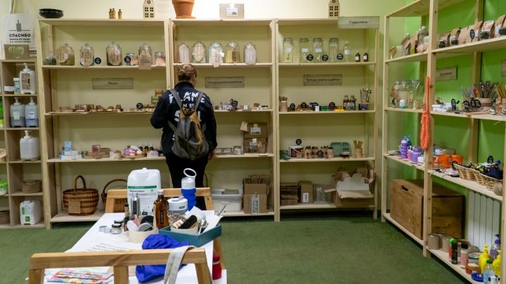 Магазин товаров без упаковки из Архангельска участвует в конкурсе от журнала National Geographic