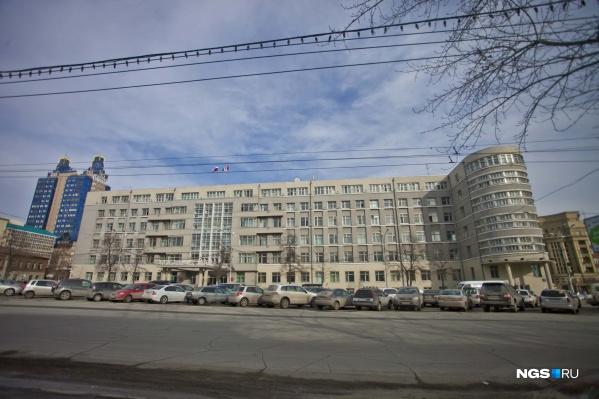 О продлении режима сообщило правительство НСО