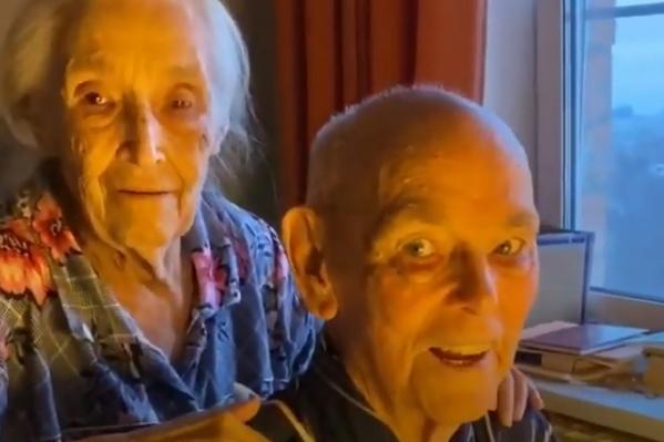 Зверевы прожили вместе 70 лет