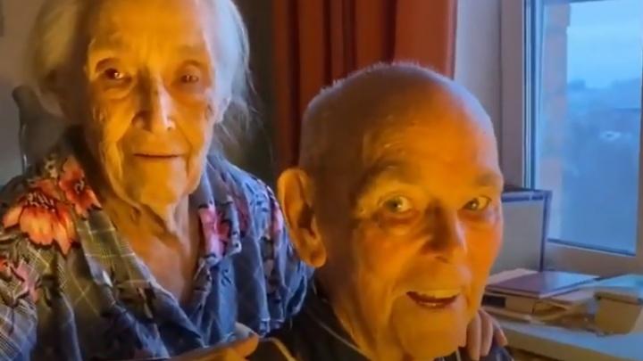 Нижегородцы, прожившие вместе 70 лет, переболели COVID-19 и стали героями на Первом канале