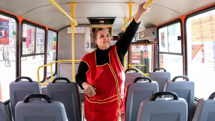 Около 80% пассажиров автобусов Архангельска ездят без масок