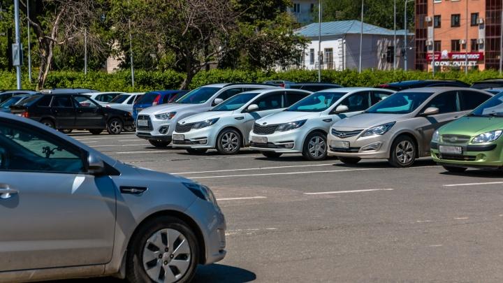 «Разгрузим центр»: рассказываем, сколько будет стоить одно парковочное место в Самаре