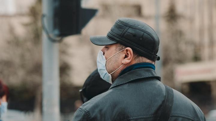 В Тюменской области снова больше 50 заболевших COVID-19