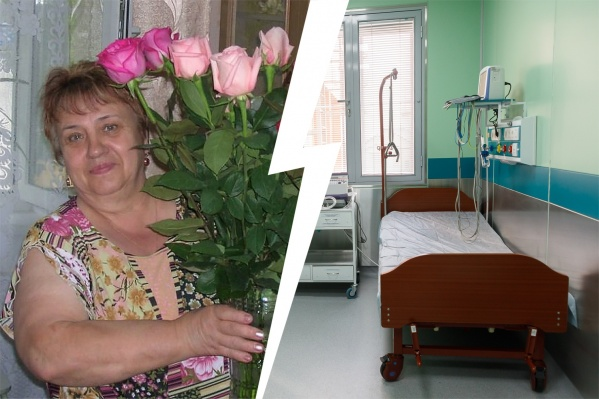 Предварительной причиной смерти Ольги Сидач назвали отек легких и пневмонию