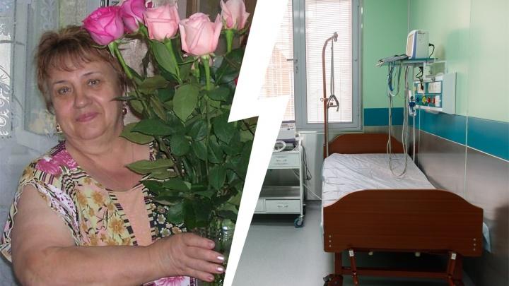 «Мама сгорела за три дня»: в Волгограде медсестра госпиталя ветеранов стала жертвой коронавируса
