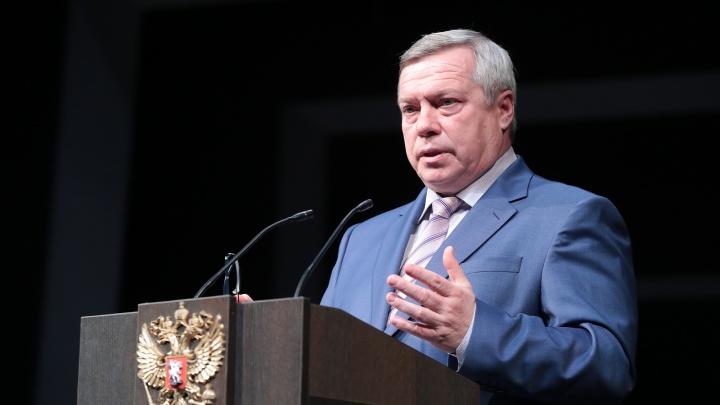 10 главных обещаний Василия Голубева: какие громкие заявления делал губернатор