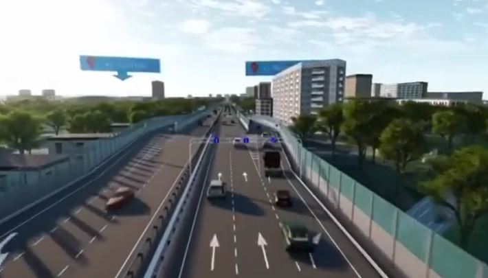 ФАС приостановила конкурс на 4,5 млрд по выбору подрядчика для строительства виадука на Циолковского