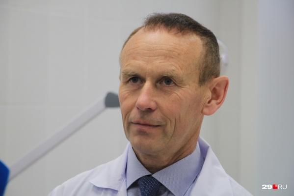 Сергей Щукин живет на Кегострове больше 30 лет