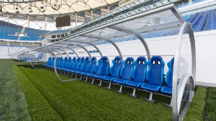 Российская Премьер-лига назвала дату матча волгоградского «Ротора» и «Зенита»