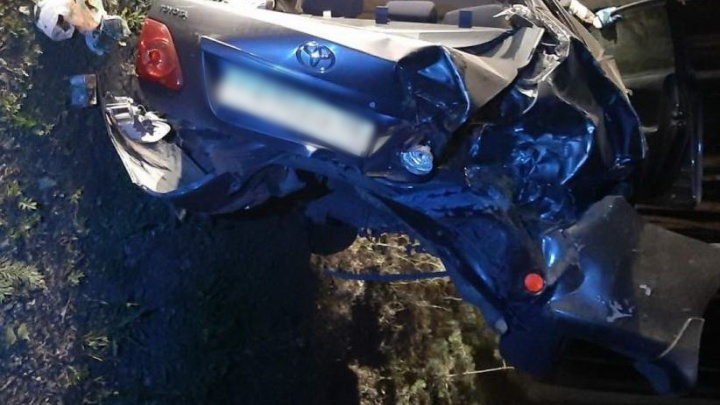 В Зауралье в нескольких авариях погибли три человека