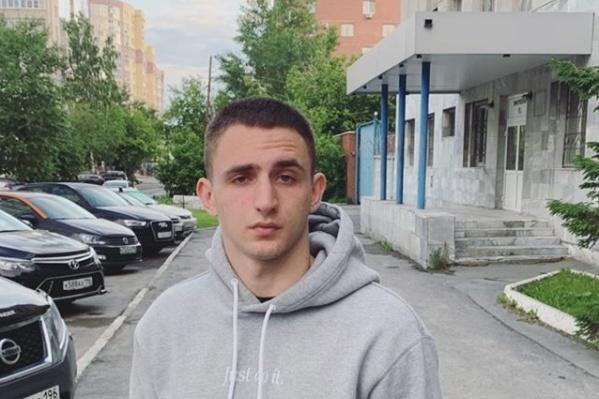 Заявление о пропаже Литвин написал в отделе полиции № 5