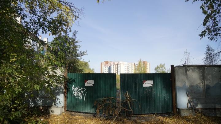 В Новосибирске долгострой между озером и Обским морем продали за 16 миллионов